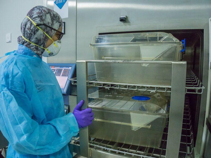 Autoklawy produkowane w Polsce wsparciem dla szpitali w walce z koronawirusem