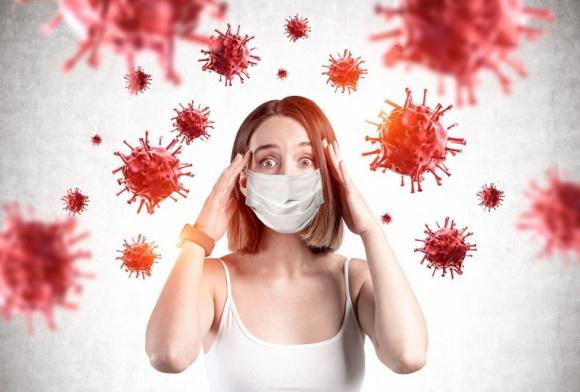 Jak poradzić sobie ze strachem w czasie pandemii? Porady psychoterapeuty